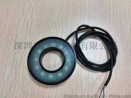 LED单排环形光源 白/蓝/红色 外径75mm 内径40mm 可定制
