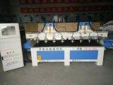 济南zy-2518型二拖八机头木工雕刻机 家具雕刻机
