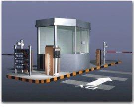 南京停车场道闸收费管理系统安装维修公司 车牌识别——仲子路智能