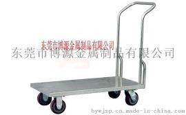 東莞厚街鍍鉻線網手推車  線網手推車生產廠家