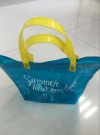 供应东莞深圳PVC礼品袋、环保PVC手提袋