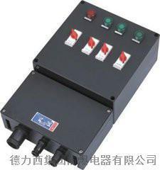 防爆防腐配电箱**德力西BDMX8050系列防爆防腐控制箱