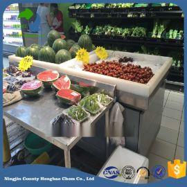 食品级塑料切菜板塑料案板/海鲜冰台挡板