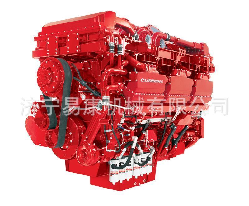 NTA855-L360康明斯发动机 SO13202轨道机械-GCS270轨道车