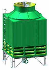 方形无填料玻璃钢喷雾冷却塔(XWL-F-100)