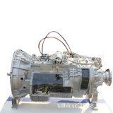 陝汽德龍車型配件 德龍X6000變速箱總成陝汽德龍變速箱殼子圖片