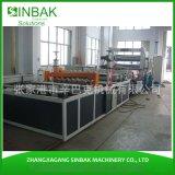 厂家直销隔热瓦设备、防腐瓦 防水瓦生产线、PVC波浪瓦生产线