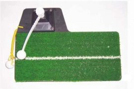 高爾夫揮杆練習器