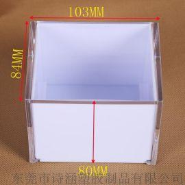 SH-6521手表包装盒 手表展示盒 压克力手表盒 加厚抽屉式