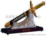 军之旅 中华卫士剑  军事仿真模型商务礼品定制批发厂家