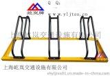 杭州单车停放架 双向防生锈停放架 自行车停放架