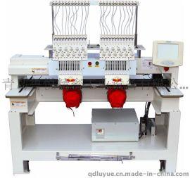 双头电脑绣花机LY-1202CT