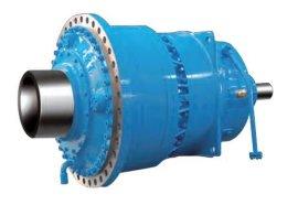 泰隆水泥辊压机用行星齿轮减速器