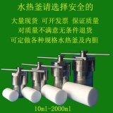 水热合成反应釜不锈钢消解罐内衬/内胆25ml-200ml高压实验室工具