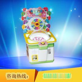 天子娱新款礼品机棒棒糖投币游戏机糖果机游艺机大型电玩城娱乐设备厂家