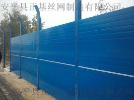 小区声屏障吸音板隔音墙钢结构机房设备消音降噪