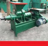 兰炭制棒机 炭粉成型机 竹粉制棒机必须用轮碾搅拌机