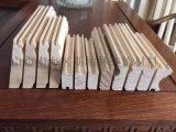 新西兰松木免漆衣柜线家具平开门造型线热覆膜质量稳定
