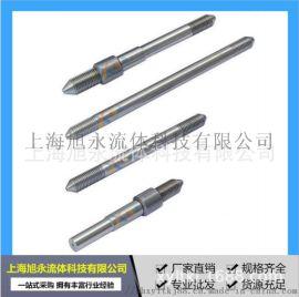 供应316无缝精密不锈钢钢管 1/4高压管水刀配件