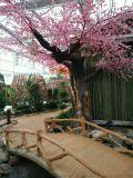 山東假山假樹設計河南假山假樹廠家