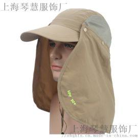 太阳帽鸭舌帽实体源头工厂