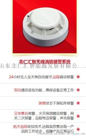 无线感烟探测器预防小商品市场火灾