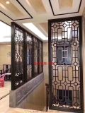 酒店不锈钢装饰屏风,铜,铝雕刻屏风