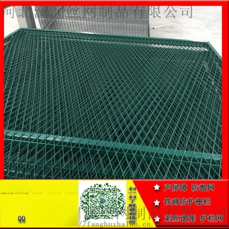 安平恺嵘供应铁路护栏生产厂家