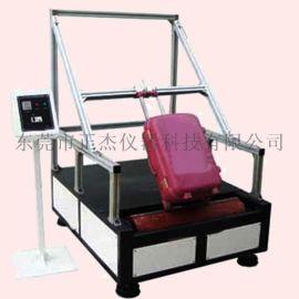 中国国标箱包磨耗试验机 箱包轮子耐磨测试机厂家直销