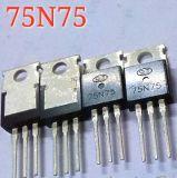 MOS  75N75    場效應管