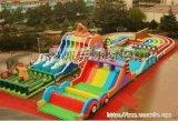 廣東惠州充氣闖關國慶節經營賺錢多多