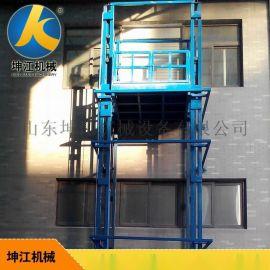 货梯电动液压导轨式升降机