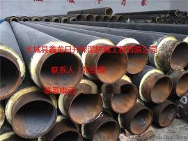聚氨酯直埋保温管 预制直埋保温管 小区集中供热管道 DN200