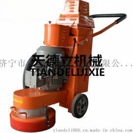 无尘环氧地坪打磨机 吸尘式环氧地坪打磨机 300环氧地坪打磨机