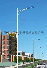扬州弘旭生产6米LED户外路灯单臂道路灯庭院灯