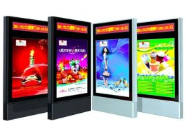汇尔达HD-GGDX001广告灯箱