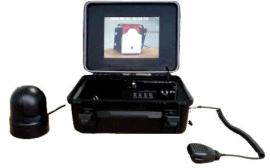 4G高清布控球 无线视频传输综合手提箱 4G高清综合指挥箱