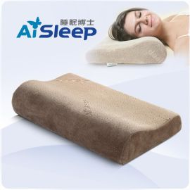 睡眠博士枕头枕芯护颈枕成人颈椎助睡单人枕头记忆枕头颈椎保健枕