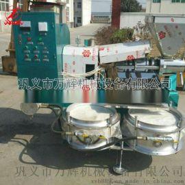 大型螺旋商用榨油机 100型螺旋榨油机 供应全自动螺旋菜籽榨油机