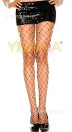 YILIANNA厂家直供爆款丝袜批发时尚百变搭配大网性感连裤袜打底裤