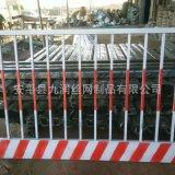 基坑防護欄杆 臨時護欄網 工地臨邊防護
