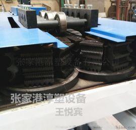 PE/PVC/PP塑料单壁波纹产线管生产线设备