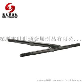 宝安凤凰山厂家生产M3*60不锈钢加长双头螺丝