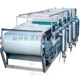 供應PBF型水準真空帶式過濾機|帶式過濾機|真空帶式過濾機|真空皮帶脫水機
