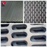 金屬衝孔篩板-長圓孔網-不鏽鋼衝孔板技術標準參數