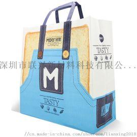 联兴 定制手挽袋购物袋手提袋纸袋牛皮纸袋