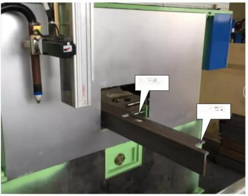 H型钢自动开料机(异形钢相贯线切割)