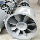 山东格瑞德集团HTF型轴流式高温消防排烟风机厂家