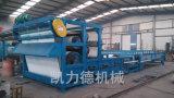 石料厂污泥脱水机 压榨脱水专用加长带式压滤机