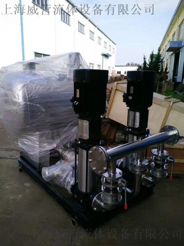 罐式无负压(管网的叠压)供水设备